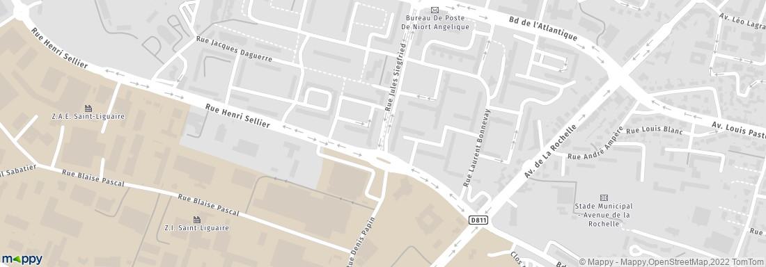 Poivre et sel restaurant niort adresse horaires for Horaire 3d cuisine niort