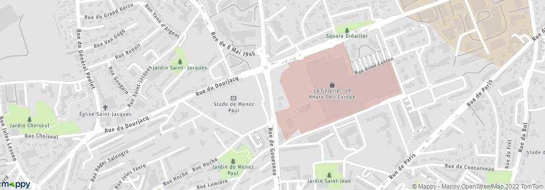 Géant Casino Rue De Gouesnou Brest