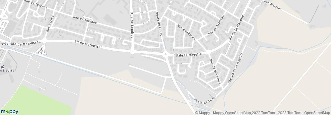 plan c Narbonne