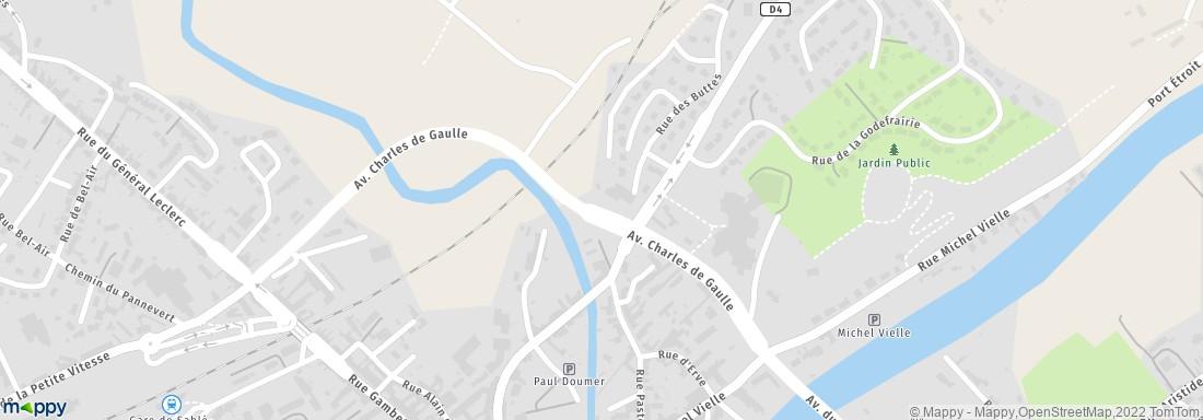 fiat garage du viaduc 14 av charles de gaulle 72300 ForGarage Du Viaduc Sable Sur Sarthe