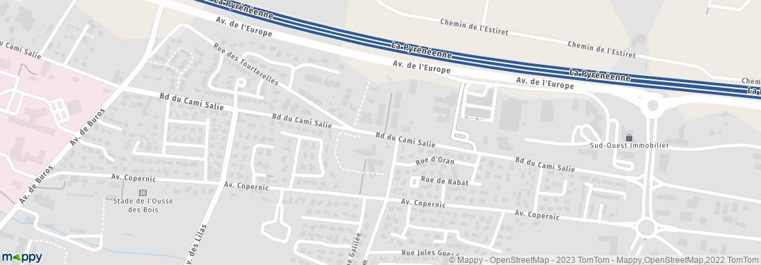Castagnino serge 210 bd cami sali 64000 pau for Garage opel pau