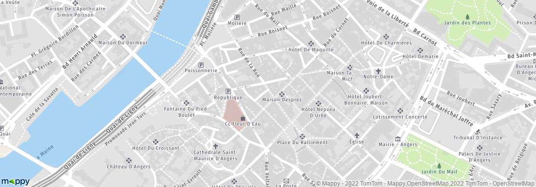 Change et or Angers adresse