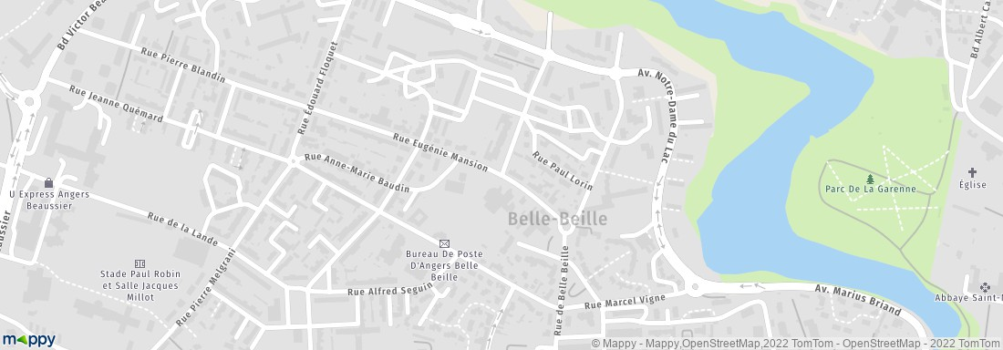 Piscine municipale belle beille angers infrastructures - Piscine ouverte le dimanche ...
