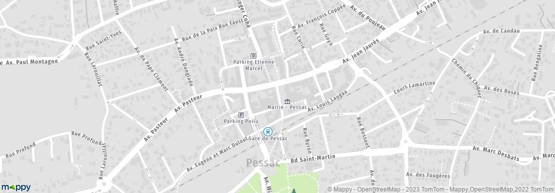 Pharmacie lafayette de l 39 h tel de ville 9 pl 5 me - Horaire piscine pessac ...