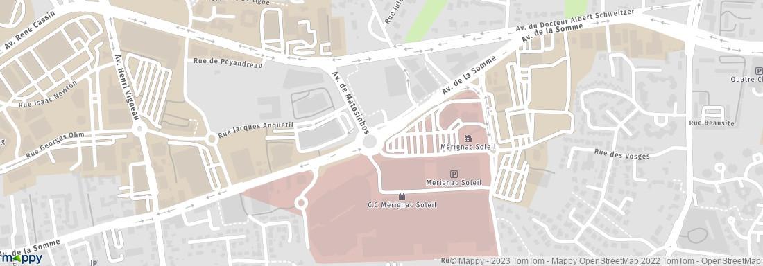 Boconcept 61 av somme 33700 m rignac magasin de - Horaire carrefour merignac ...