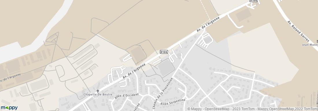 Ada location 150 av argonne 33700 m rignac location de voitures et utilitaires adresse - Location voiture merignac ...