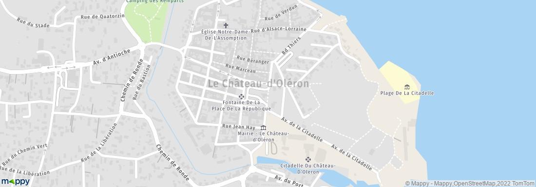 Office de tourisme du ch teau d 39 ol ron le ch teau d 39 ol ron adresse horaires - Office du tourisme de l ile d oleron ...