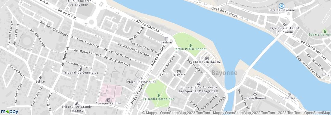Office de tourisme bayonne adresse avis - Bayonne office de tourisme ...