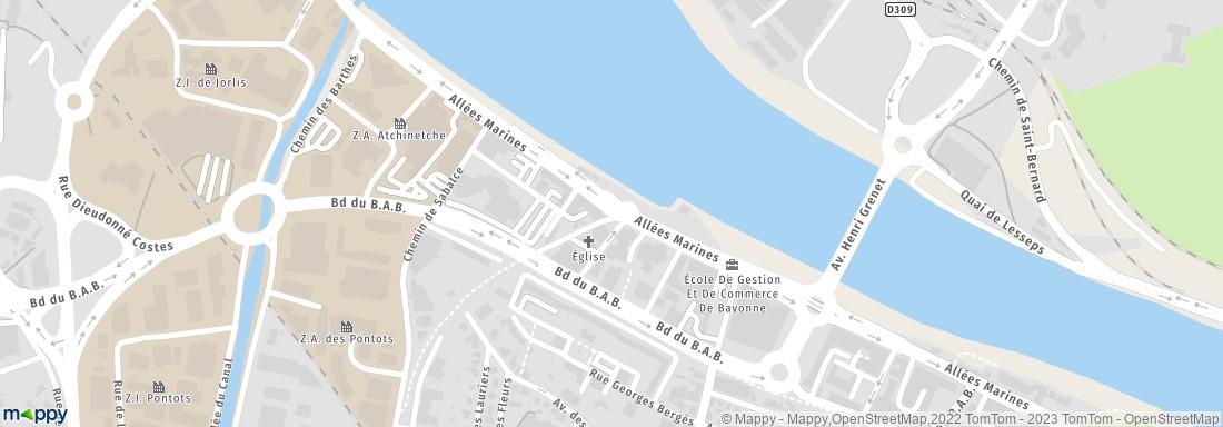 Chambre de commerce et d 39 industrie bayonne adresse horaires - Chambre de commerce bobigny adresse ...