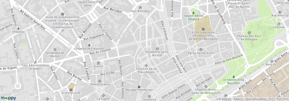 Change Nantes Royale Nantes adresse horaires avis