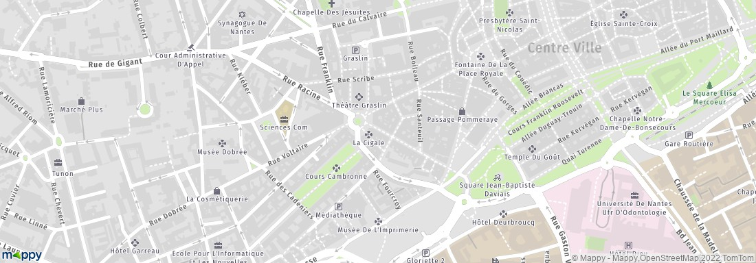 Cl Coiffure Nantes Coiffeur Prendre Rendez Vous Adresse Avis