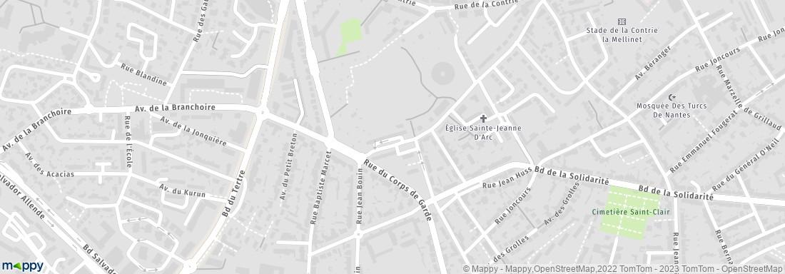 Marie laure loret nantes infirmiers cabinet et soins domicile adresse - Cabinet infirmier nantes ...