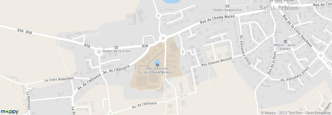 Breizh ouvertures terres de fen tre saint erblon adresse for Terres de fenetre