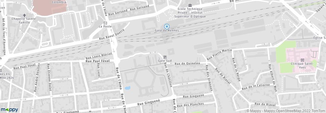 Caisse Des Depots Et Consignations Rennes Adresse