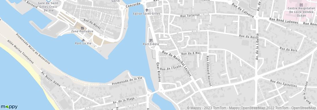La rivi ra saint gilles croix de vie pizza emporter for Garage de la riviera croix