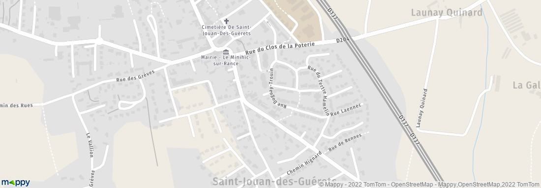 Maison et services 10 r duguay trouin 35430 saint jouan for Horaires travaux jardinage