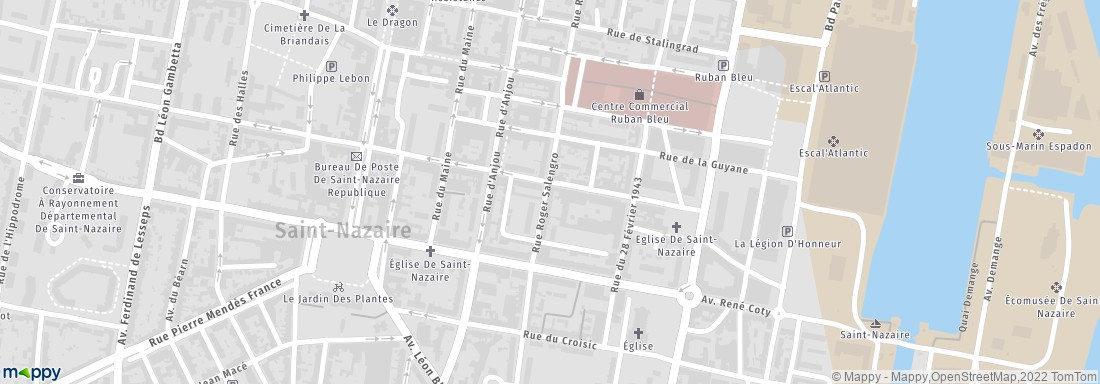Côté Fenêtres Saint Nazaire (adresse, horaires, avis)