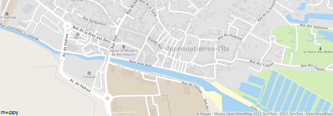 Office de tourisme noirmoutier en l 39 ile adresse horaires - Office de tourisme noirmoutier ...