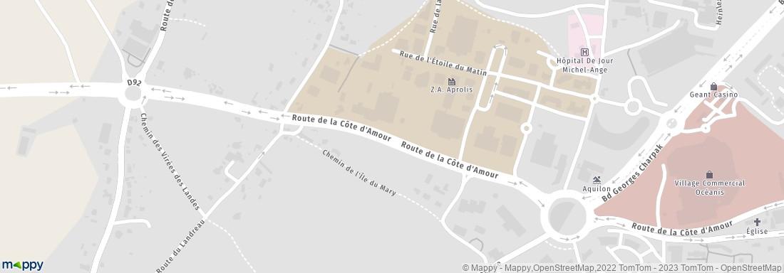 Renault minute 380 rte c te d 39 amour 44600 saint nazaire centres autos adresse - Garage renault saint nazaire 44600 ...
