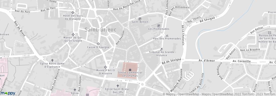 Pharmacie d 39 armor 29 r st guillaume 22000 saint brieuc - Avis location st brieuc ...