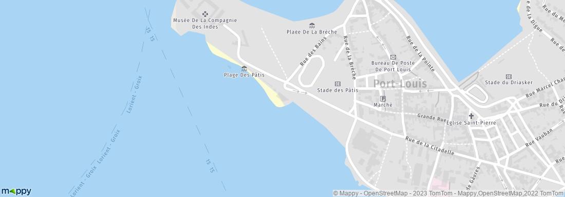 Restaurant la grande plage port louis restaurant - Restaurant la grande plage port louis ...