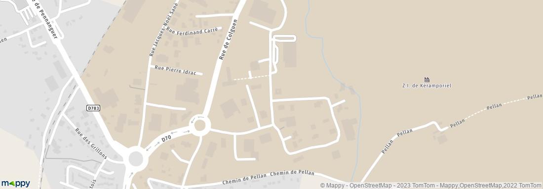 Arc habitat concarneau ma tre d 39 oeuvre en b timent adresse for Maitre d oeuvre en batiment