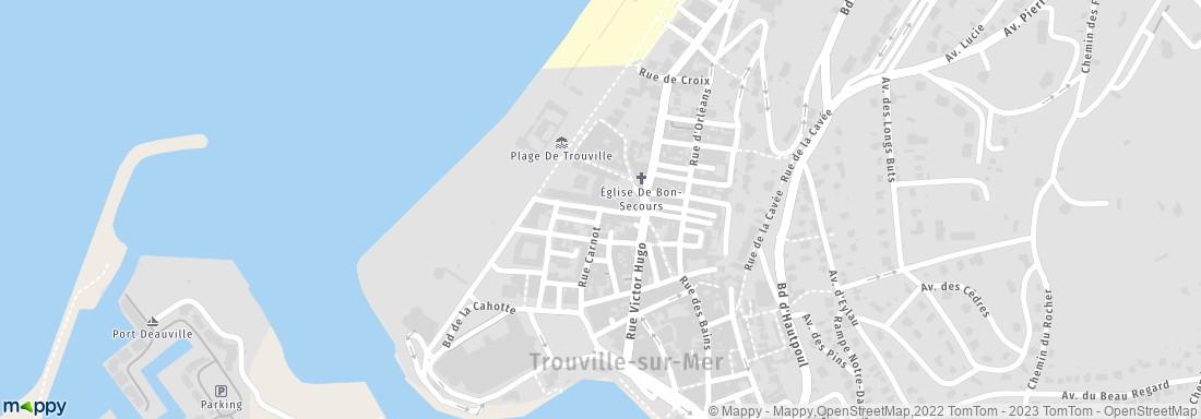 Résidence De La Jacotte Trouville Sur Mer (Adresse)