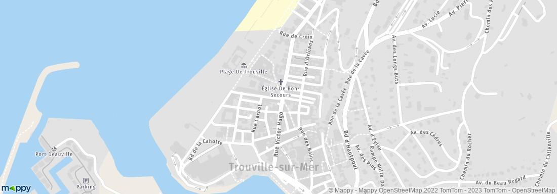 LAbri Ctier Trouville Sur Mer  Restaurant Adresse Horaires
