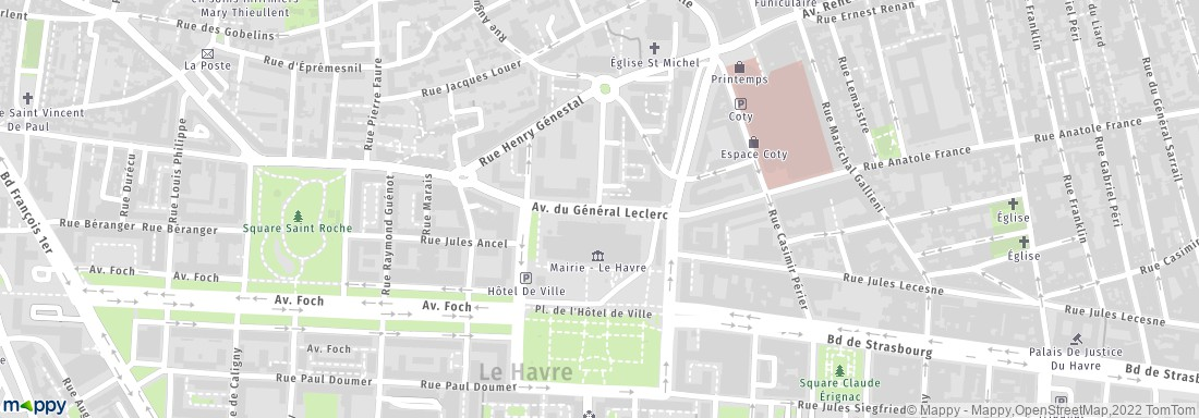 Centre Des Finances Publiques Le Havre Adresse Horaires