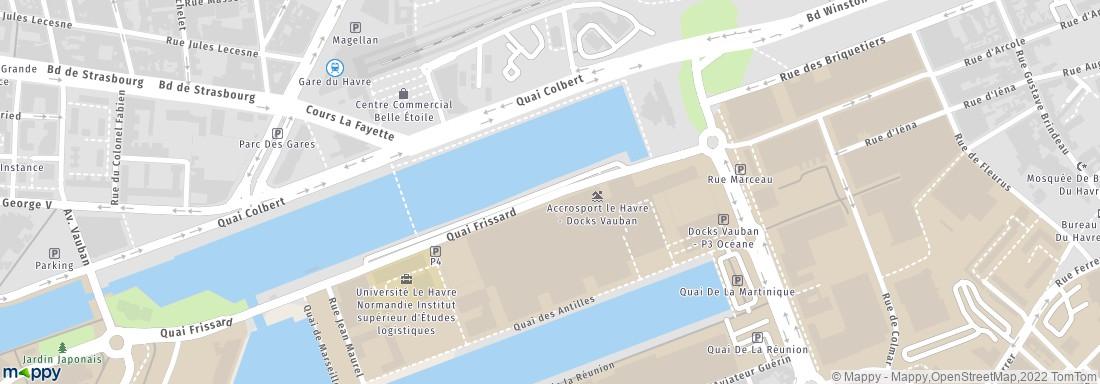 Chambre De Commerce Et D 39 Industrie Seine Estuaire Le Havre