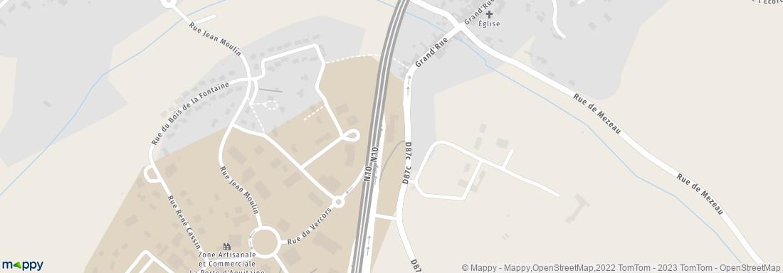 Ferrand christophe auto lieu dit plantes 86240 fontaine for Garage gatineau fontaine le comte