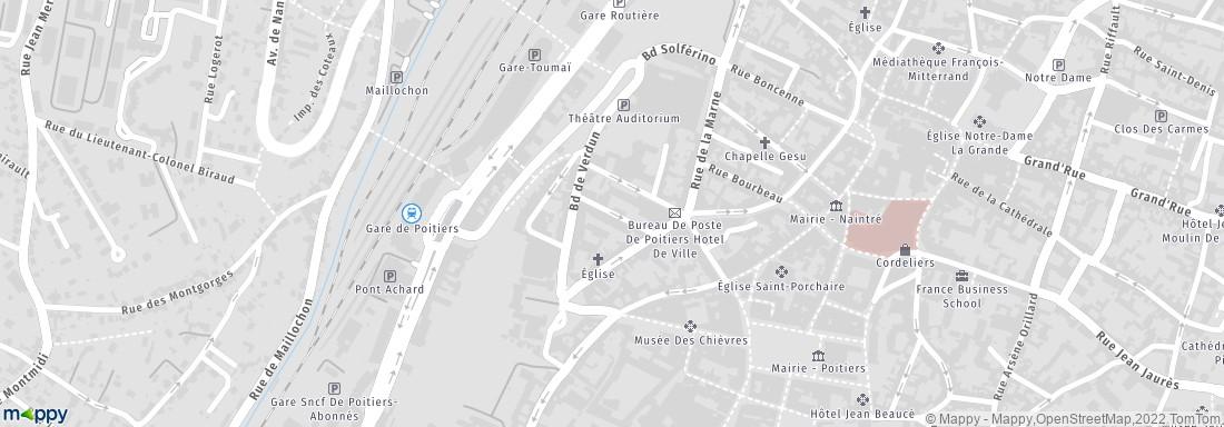 Diagamter Poitiers adresse horaires avis bons plans