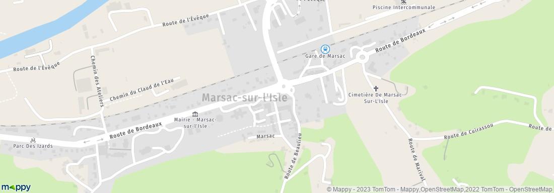 Banque populaire aquitaine centre atlantique ld marsac - Bureau vallee marsac sur l isle ...