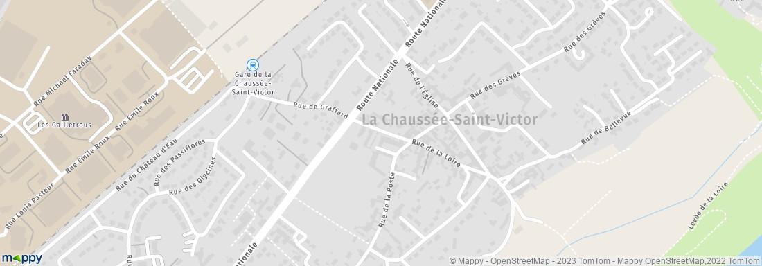COIFFURE SAINT VICTOR La Chaussu00e9e Saint Victor - Coiffeur (adresse horaires)