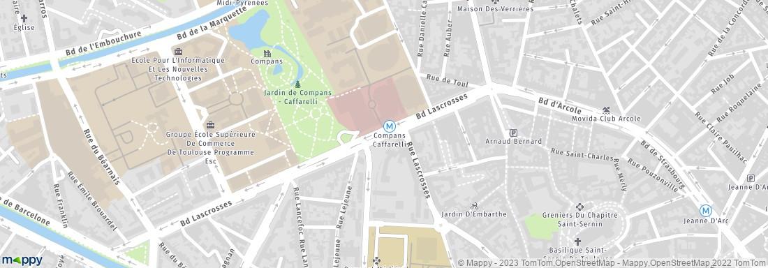 Pole Enregistrement De Toulouse Nord Toulouse Adresse