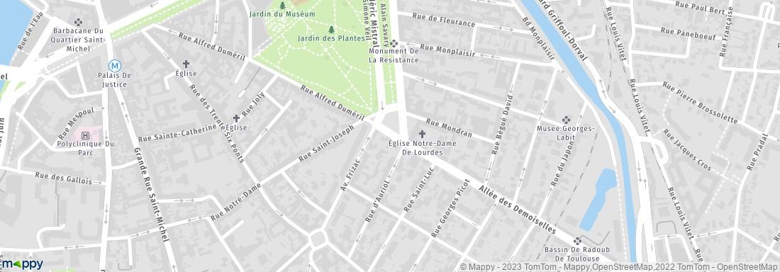 Pharmacie du jardin des plantes toulouse adresse horaires - Pharmacie du jardin des plantes ...