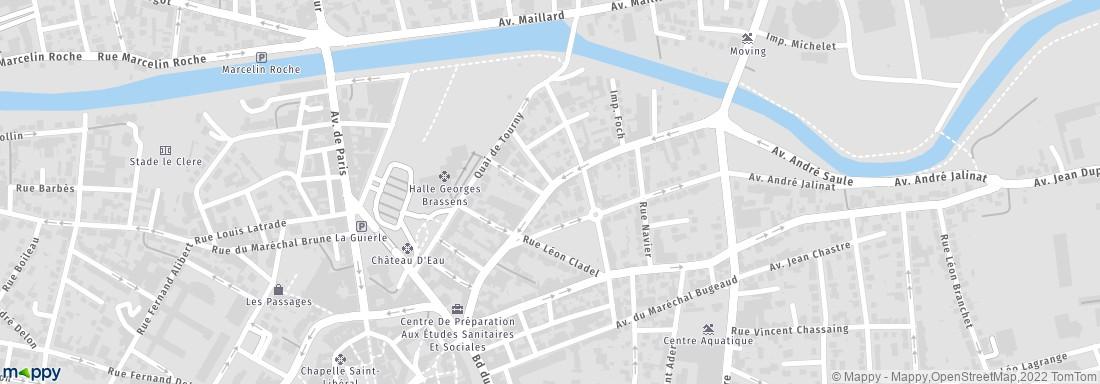 Fayat nathalie brive la gaillarde architecte adresse for Architecte brive la gaillarde