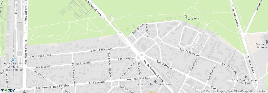 Becourt jacques saint germain en laye adresse for Adresse piscine saint germain en laye