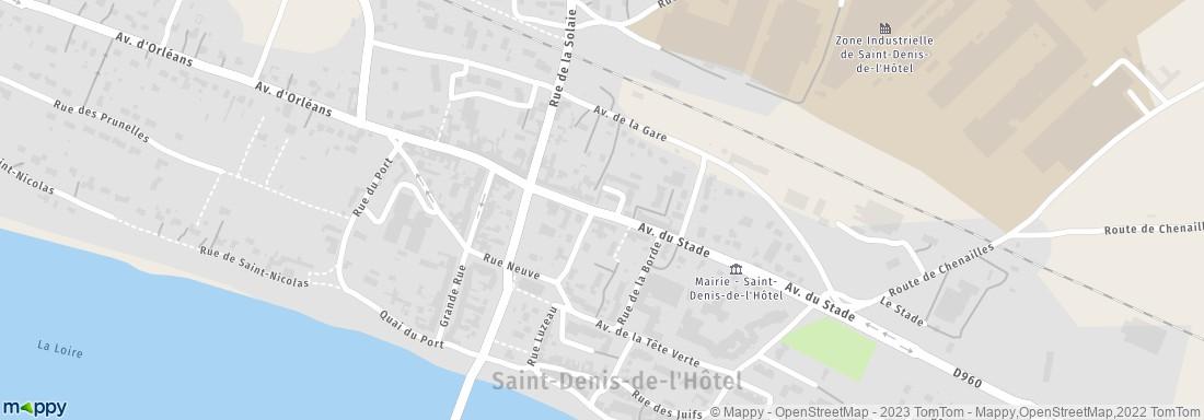 mairie saint denis de l 39 h tel station d 39 puration adresse horaires. Black Bedroom Furniture Sets. Home Design Ideas