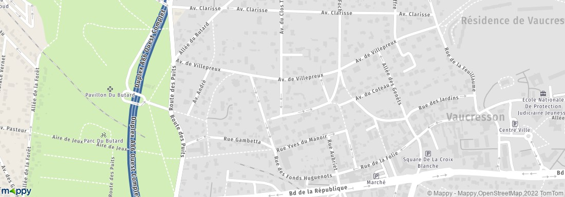Deneux jean fran ois vaucresson architecte adresse for Code naf architecte