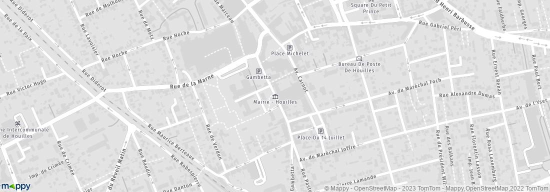 Mairie houilles infrastructures de sports adresse for Piscine houilles horaires
