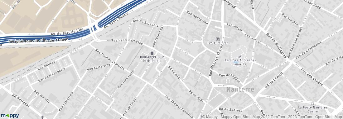 La Petite Pharmacie De Nanterre Nanterre Adresse