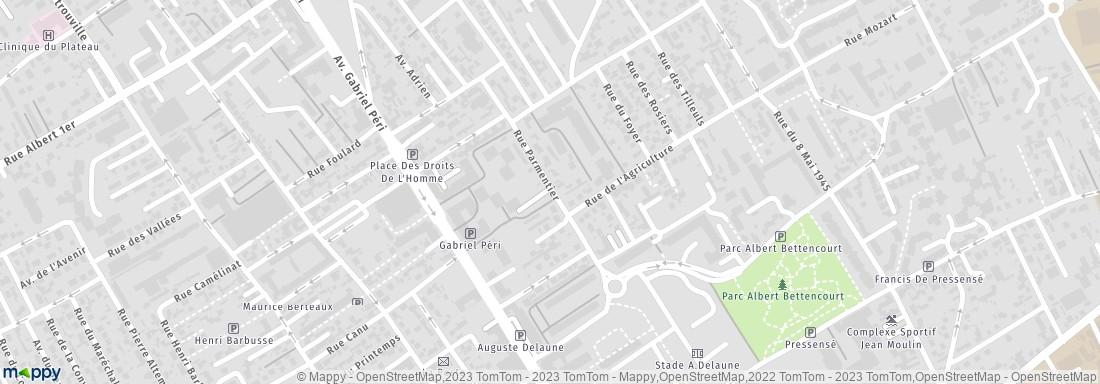 Cmpp fran ois truffaut bezons adresse horaires for Horaire truffaut villeparisis