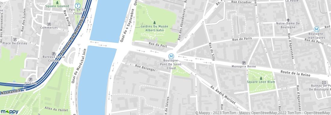 Pharmacie du Rond Point Boulogne Billancourt - Pharmacie (adresse ...