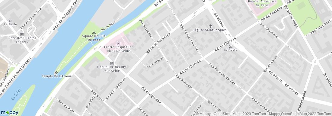 Asa Invest Neuilly Sur Seine (Adresse)