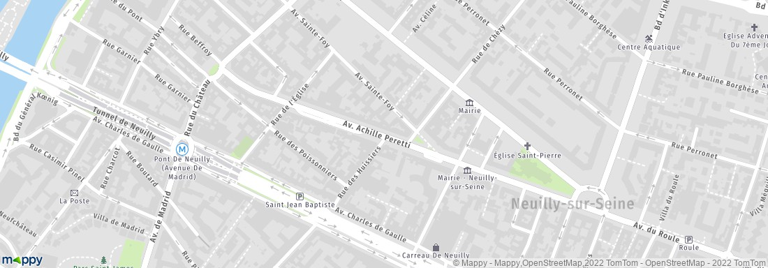 Le Jardin De Neuilly Neuilly sur Seine (adresse, horaires, avis ...