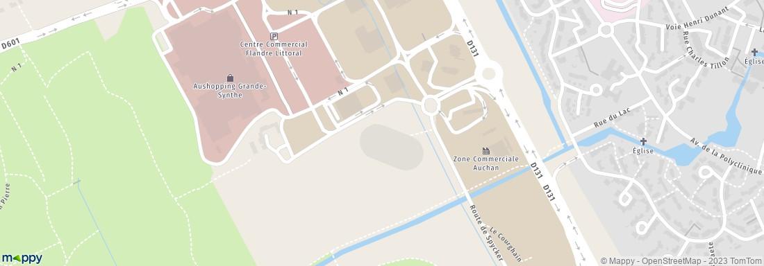 Chantemur centre cial auchan 59760 grande synthe papiers peints adresse horaires avis - Horaire auchan grande synthe ...