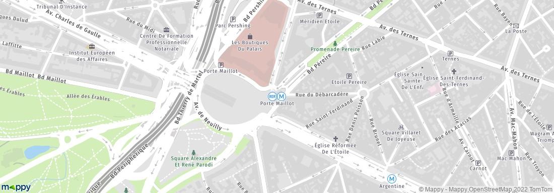 Ugc maillot pl porte maillot 75017 paris cin ma adresse horaires avis ouvert le dimanche - Galeries gourmandes porte maillot horaires ...