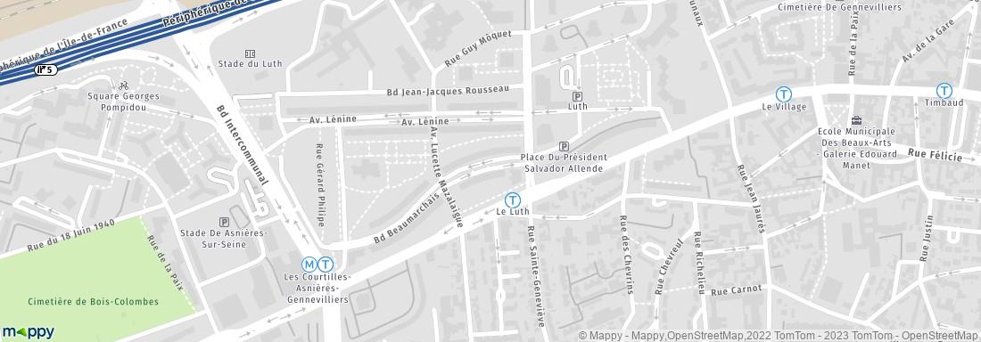 Bicyclaide gennevilliers vente r paration de v los adresse horaires avis - Horaire piscine gennevilliers ...