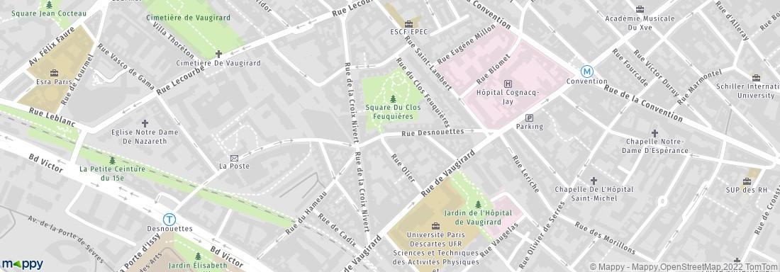 carrefour city 25 r desnouettes 75015 paris supermarch s hypermarch s adresse horaires. Black Bedroom Furniture Sets. Home Design Ideas